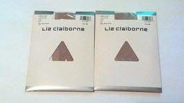 NEW 4 control top pantyhose Liz Claiborne + Vic. Secret- size small - $9.75