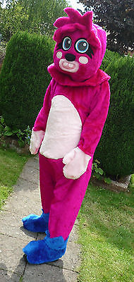 Hire a Moshi  Monster POPPET  Monster Mascot Costume