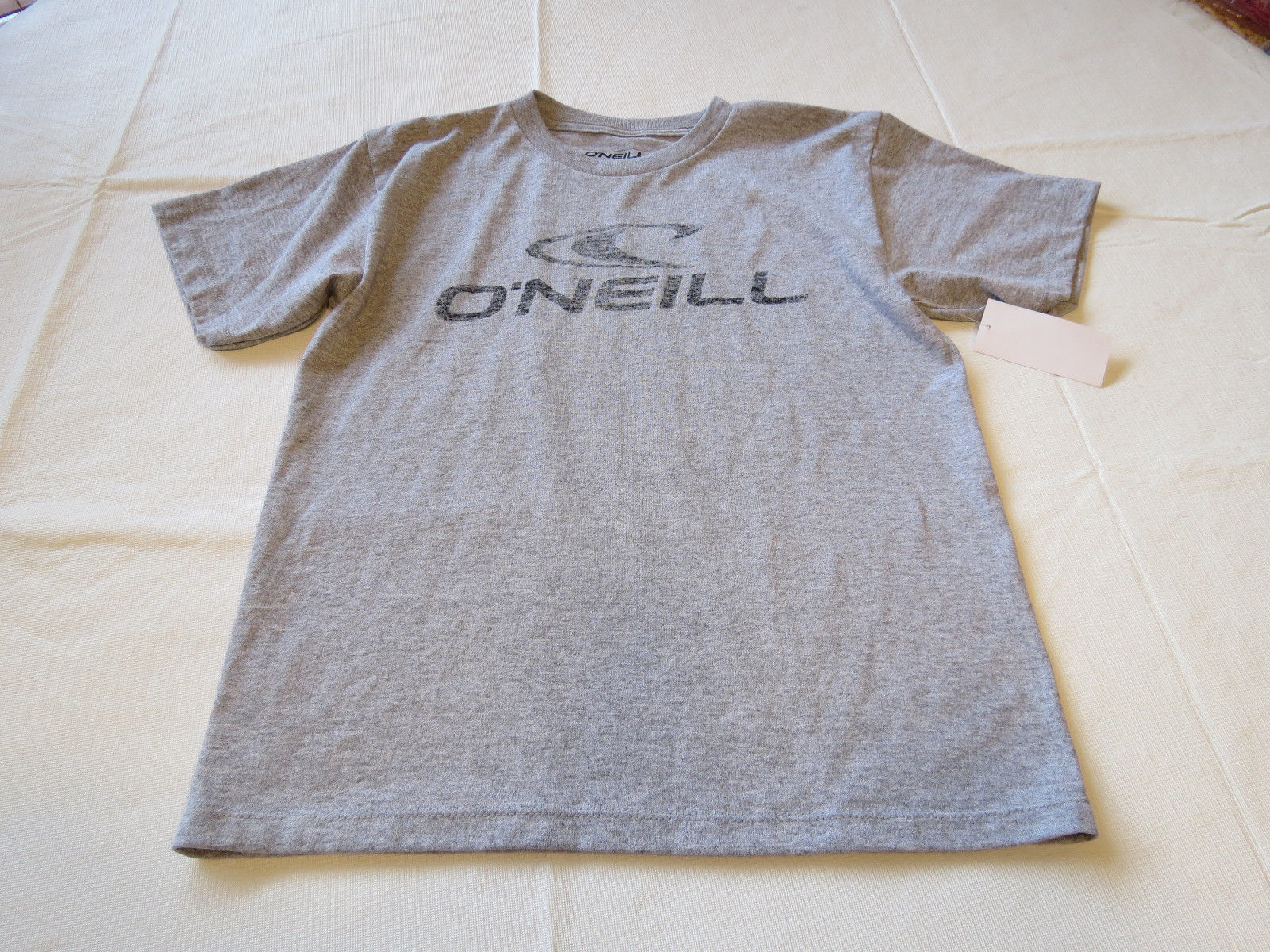 Boys youth O'Neill surf skate S Supreme T shirt Youth TEE MHT gry hthr SU6218305
