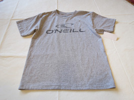 Boys youth O'Neill surf skate S Supreme T shirt Youth TEE MHT gry hthr SU6218305 - $19.29