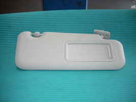 2014 MAZDA 3 RIGHT SUN VISOR