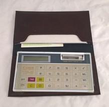 Canon TP-6B Calculator / Pocket printer - $39.59