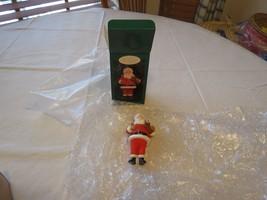 Santa Hallmark Christmas Ornament Keepsake collector's club 1996 members... - $29.69