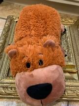 Flipazoo Jay Play Axel Alligator Gorgo Grizzly Bear Stuffed Animal Pillow New - $19.76