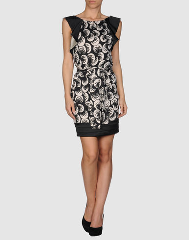 DIANE von FURSTENBERG HAYTAN BUBBLE MOONS DRESS - US 10 - UK 14