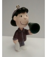 Hallmark Keepsake Ornament, A Snoopy Christmas, Lucy, Third in a Series of Five