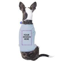 Custom Personalized Pets Sky Blue Shirt - $14.99