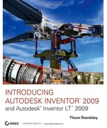 Introducing Autodesk Inventor 2009 and Autodesk Inventor LT 2009 Trembla... - $25.47