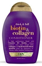 Ogx Conditioner Biotin & Collagen 13 Ounce (384ml) (2 Pack) - $26.68