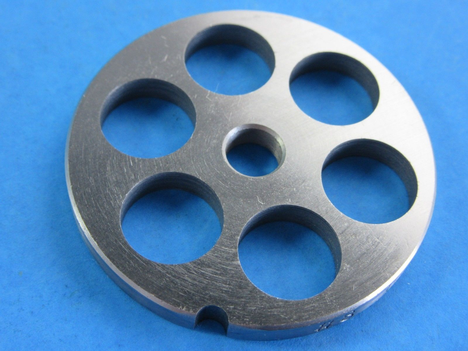 """#8 x 5/8"""" COARSE GRIND  hole size meat grinder chopper plate disc for electric - $13.48"""