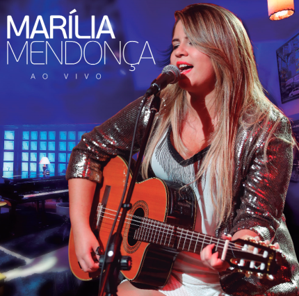 Primary image for Marilia Mendonça - ao Vivo - New 2016 CD Brazil Import