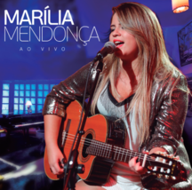 Marilia Mendonça - ao Vivo - New 2016 CD Brazil Import - $14.99