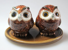Craft Miniature Collectible Porcelain Fat Brown... - $9.90