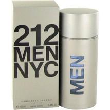 Carolina Herrera 212 3.4oz Men's Eau de Toilette - $49.51