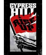 Cypress Hill Textile Poster (Rise Up) - $18.00