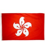 Hong Kong - 2'X3' Nylon Flag - $46.80