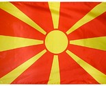 Macedonia flag 3x5nylon thumb155 crop