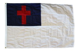 Christian - 3'X5' Nylon Flag (dyed) - $34.80