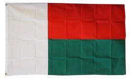 Madagascar - 3'X5' Polyester Flag - $15.60