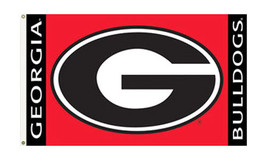 University of Georgia - 3' x 5' NCAA Polyester Flag - $27.60