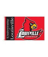 Louisville - 3' x 5' NCAA Polyester Flag - $27.60