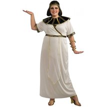 Egyptian Cleopatra Costume - Plus Size - Dress Size 16-20 - $32.37