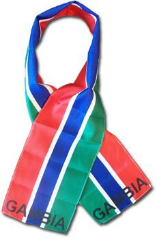 Gambia scarf 10315