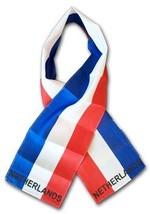 Netherlands Flag Scarf - $11.94