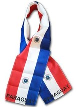 Paraguay Flag Scarf - $11.94