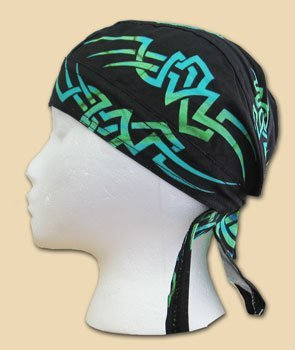 Tribal Greens EZDanna Headwrap