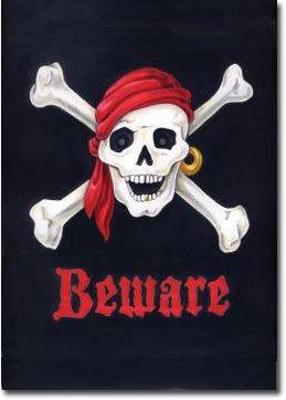Beware 9389