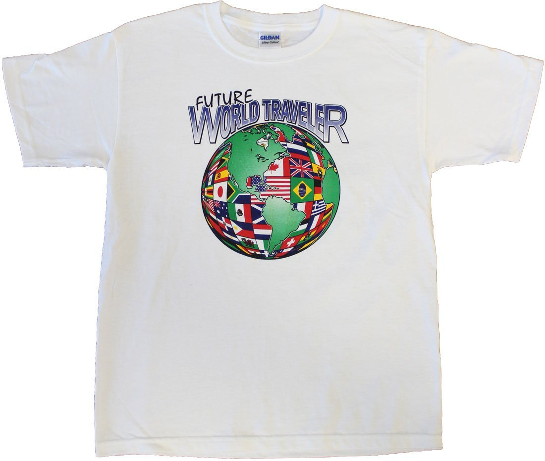 Future world traveler shirt