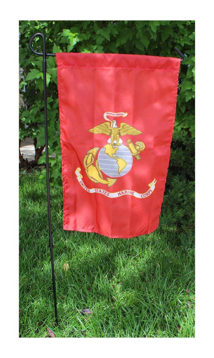 Marines 281 29 12x18 garden fla