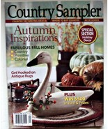 Country Sampler Decorating Ideas Back Issues Ma... - $8.99