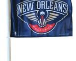 Pelicans car flag thumb155 crop