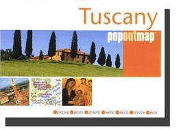 Tuscany Popout Map - $8.34