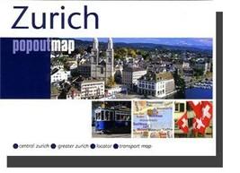 Zurich Popout Map - $8.34