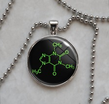Choose A Molecule Science Chemistry Physics Pendant Necklace - $14.00+