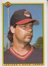 Doug Jones 1990 Bowman Card #328 - $0.99