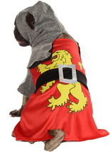 Rubie's Pet Costume, Medium, Knight Sir Barks-A-Lot - $83.38