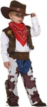 Forum Novelties Cowboy Kid Costume, Small - $27.84
