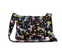 Dog Day of the Dead / Dia de los Muertos Inspired Bag - $57.02 CAD