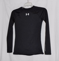 Under Armour Long Sleeve Hear Gear Compression Shirt Youth Size Large - $10.50