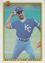 Tom Gordon 1990 Bowman Card #365 - $0.99