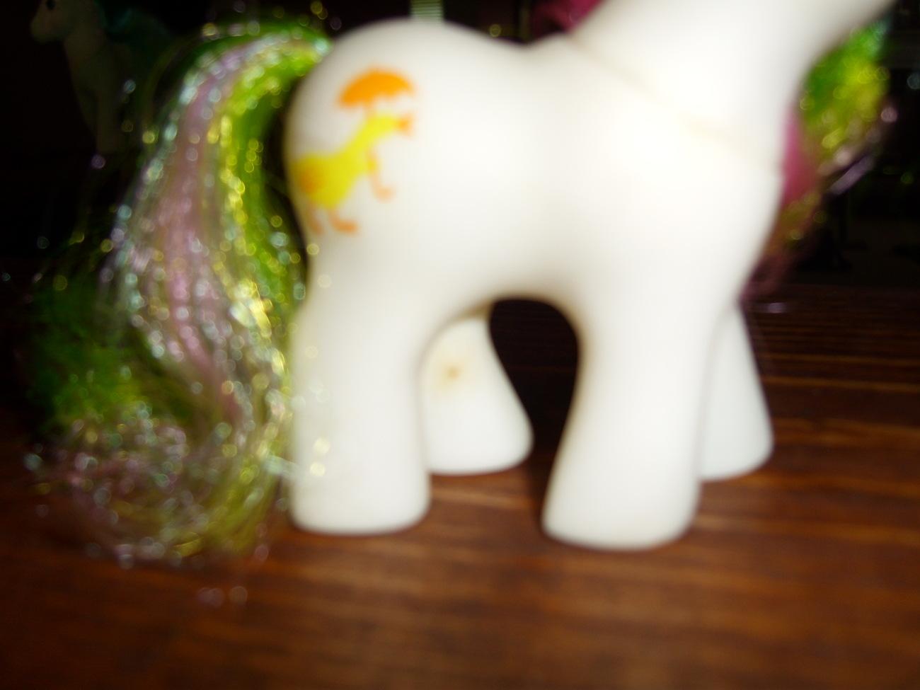 My Little Pony G1 FT Baby Quackers