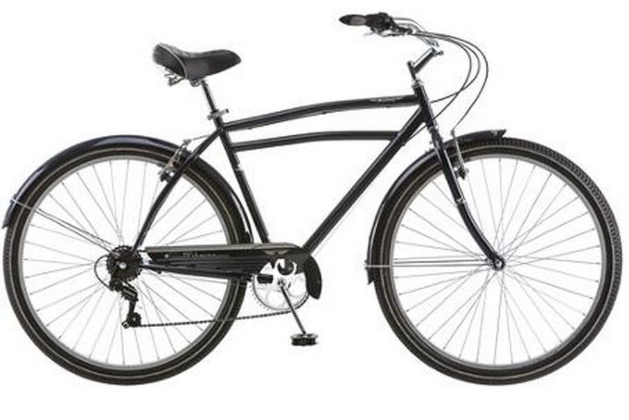 "SCHWINN CRUISER BIKE** 29"" Comfort Men`s Bicycle City Beach Ride Shimano NEW"