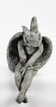Rabbit Cherub Concrete Statue  - $109.00