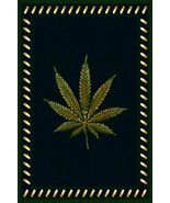 Medical Marijuana  Area Rug 4ft. X 6ft. - $49.00