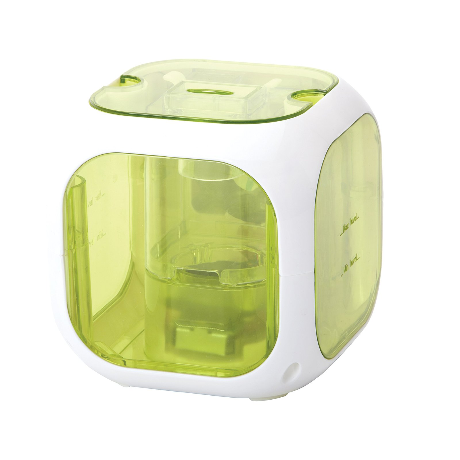 Cube Mate Ultrasonic Cool Mist Humidifier and Aromatherapy Diffus #8E9833