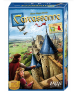 Carcassonne Revised Edition Board Game - $42.56